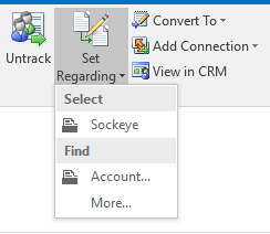 Microsoft Set Regarding